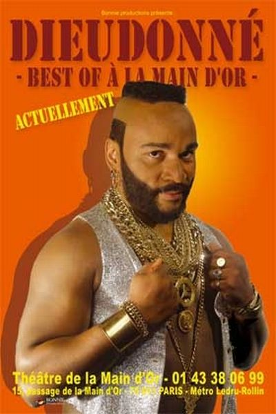 Best Of Dieudonne [DVDRIP][FS]
