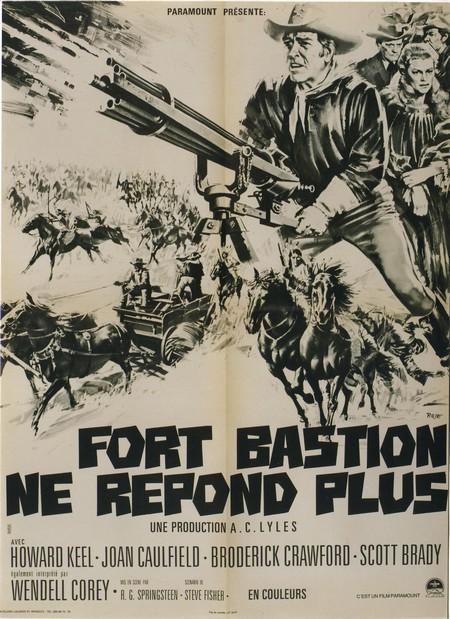 Fort Bastion Ne Répond Plus affiche