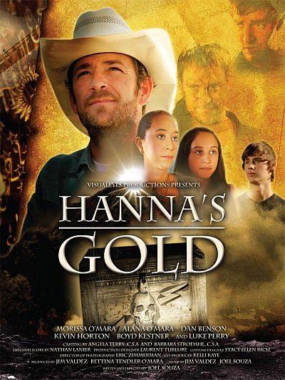 Le Trésor de Hanna affiche