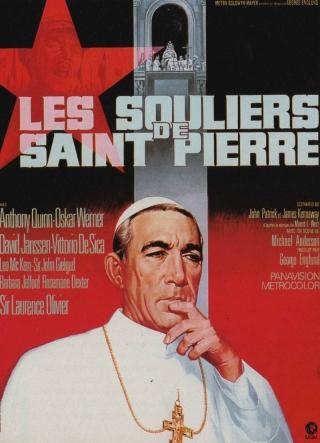 Les Souliers de Saint-Pierre affiche