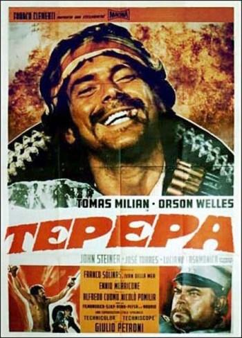 Tepepa affiche