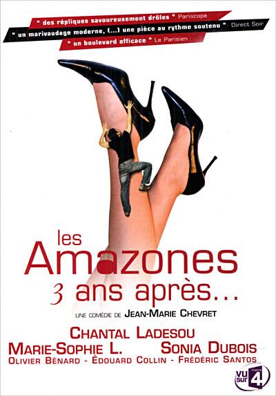 Les Amazones 2 : 3 ans après... affiche