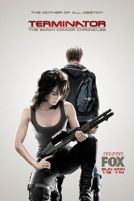 affiche the sarah connor chronicles